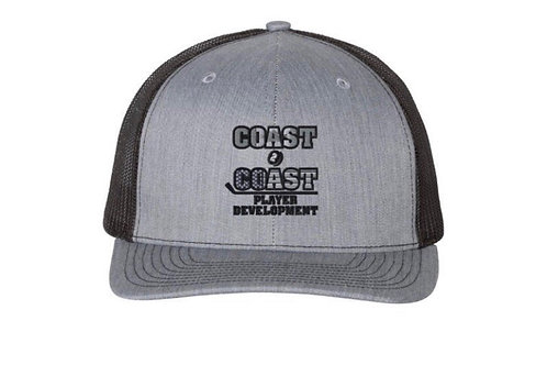Coast 2 Coast Grey Hat