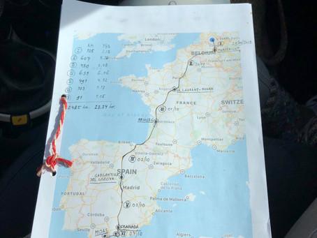 our journey back to la tierra