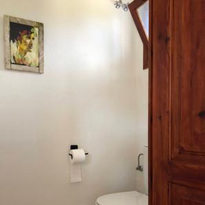 Bathroom Back to La Tierra Sienna Suite.