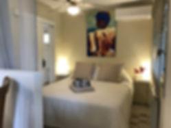 Bedroom Sand Studio Back to La Tierra.jp
