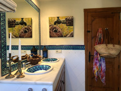 Bathroom Ochre Suite