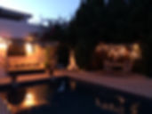 Summer evening pool.JPG
