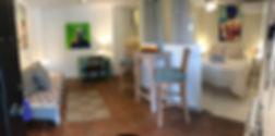 The Sand Studio at BacktoLaTierra