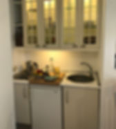 Kitchenette Sand Studio Back to La Tierr