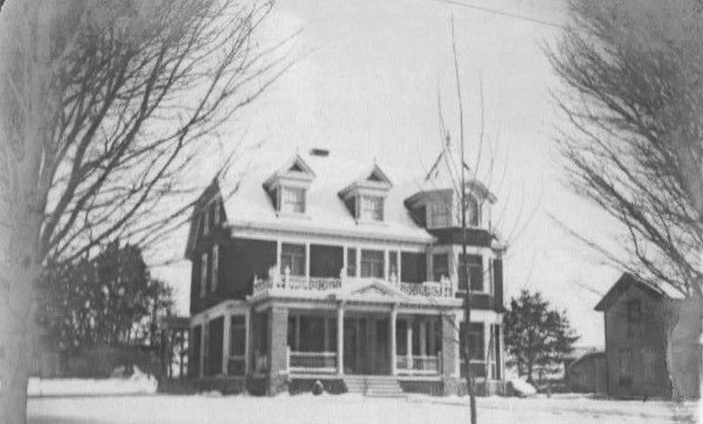Historic homes in Cashton WI