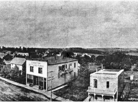 History of Cashton Bottling Works