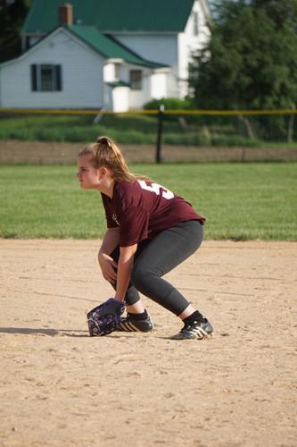 Girls Summer Softball