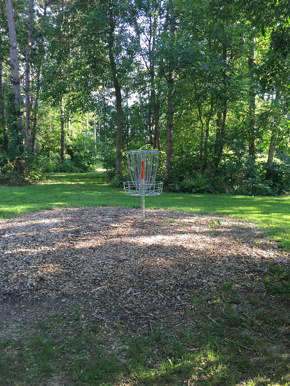 The Pine Disc Golf Course in Cashton WI