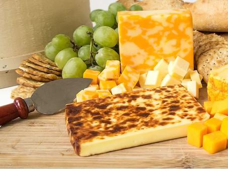 Von Runden hot dogs! Award winning Juusto Cheese!