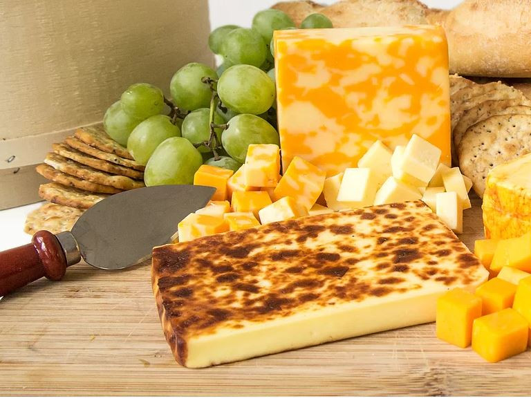 Award winning juusto cheese