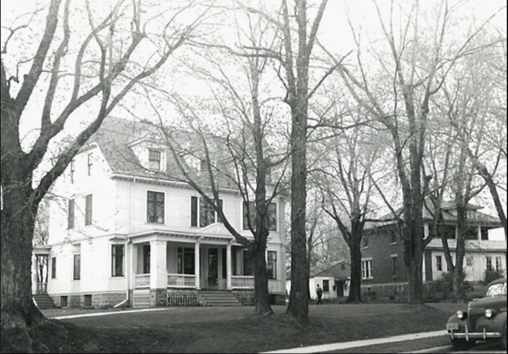 Cashton WI historic home