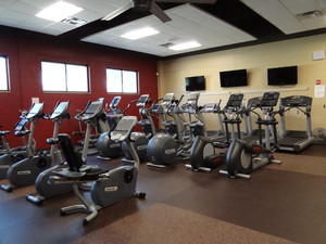 The Fitness Center at Cashton High School