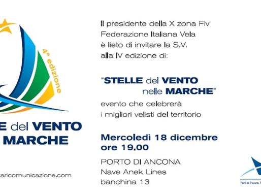 """Volocom ospite in qualità di sponsor a """"Stelle del vento nelle Marche"""""""