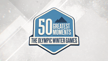 50 Greatest Moments The Olympic Winter Games - Discovery Channel