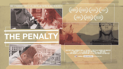 The Penalty - Documentary Feature