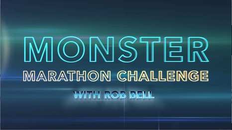 Monster Marathon Challenge With Rob Bell