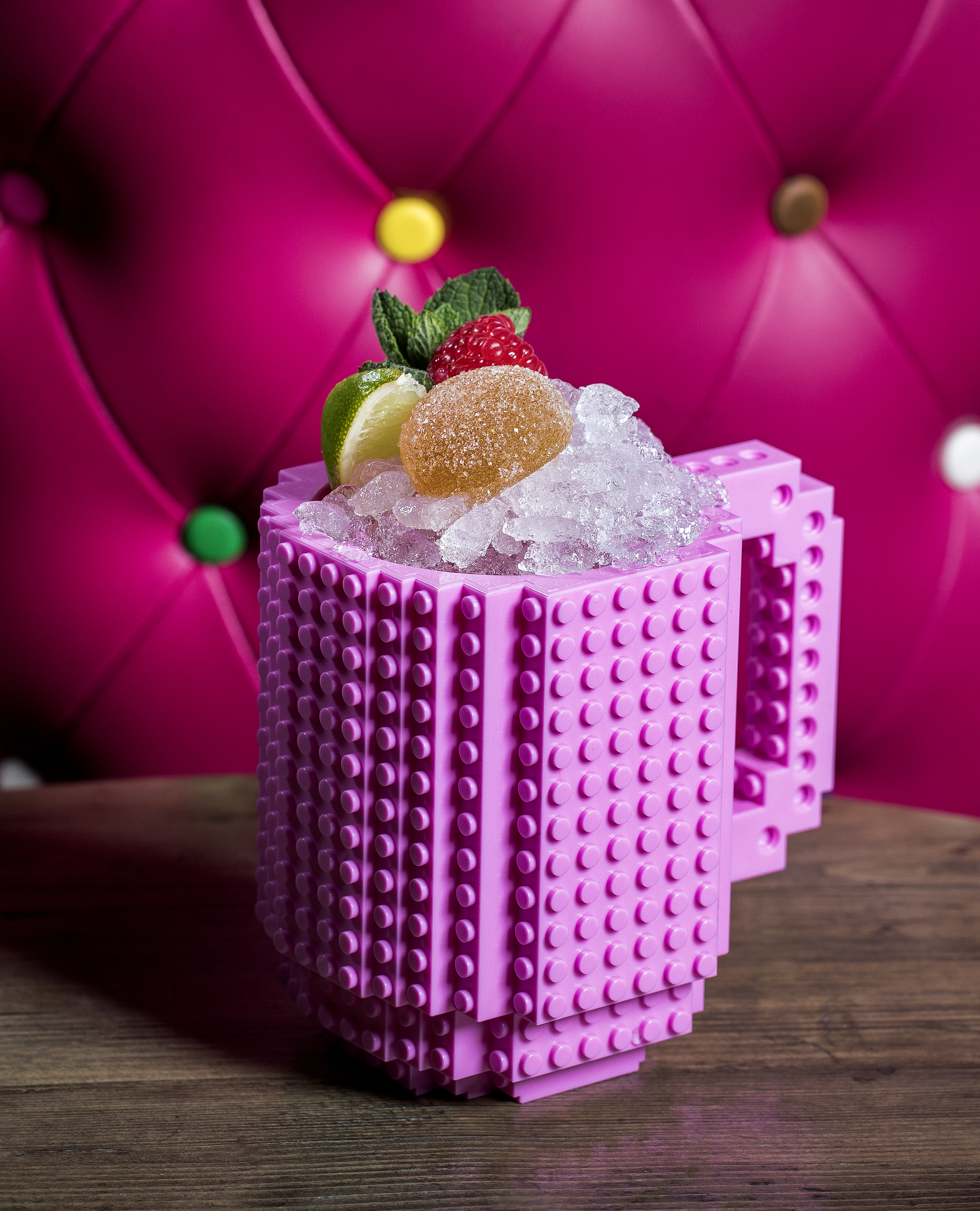 Raspberry brick-a-brack
