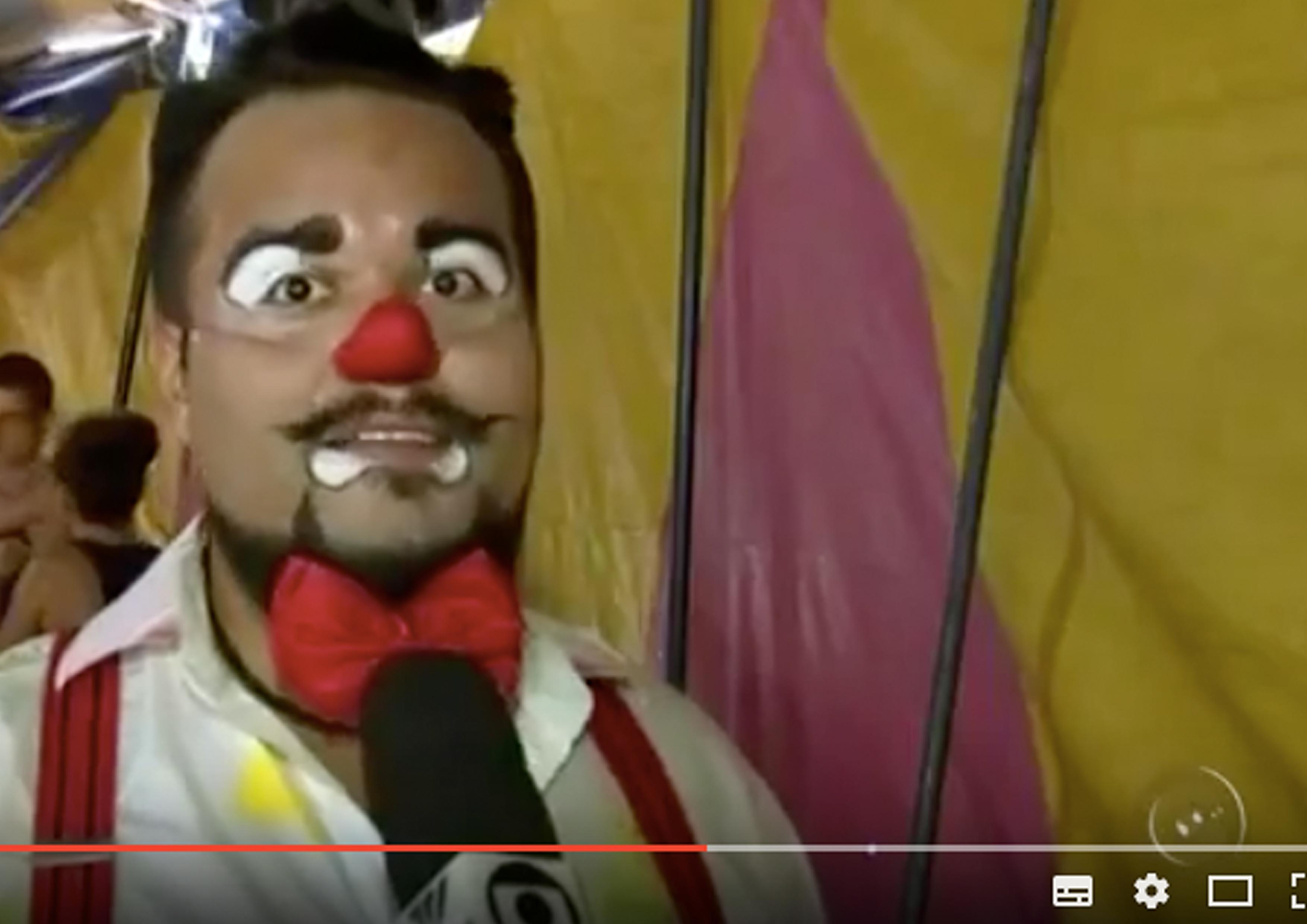 Reportagem com Churumello - TV TEM