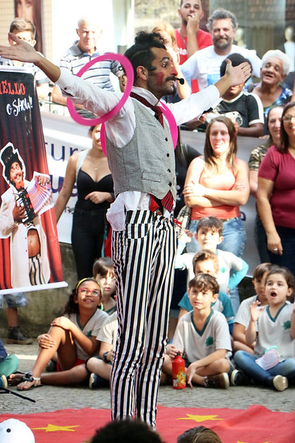 Gramellôs - Show de Palhaços | Rio de Janeiro , Dupla de Palhaços, aniversários, festa infantil, tema circo, atração, malabarista, palhaço Gracinha