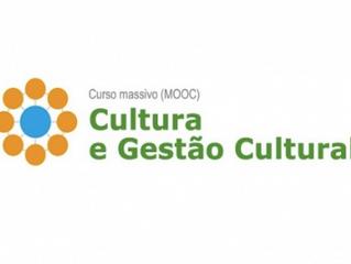FIQUE LIGADO: SEC abre 800 vagas para curso online gratuito sobre Cultura e Gestão Cultural