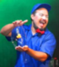 bolhas de sabão para festas, palhaço com bolha de sabão, bolhas gigantes, bolhas de sabão, churumello, show de bolhas, bolhas com as mãos, palhaço, palhaço churumello
