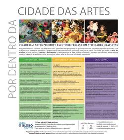 Churumello Circus - Cidade das Artes