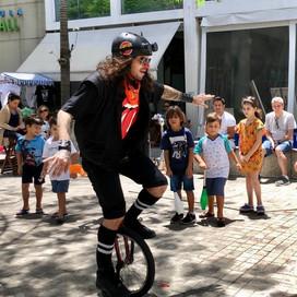 Melão monociclista