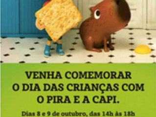 Mundo Pira: Dia das Crianças com Palhaço Churumello, no Parque Madureira