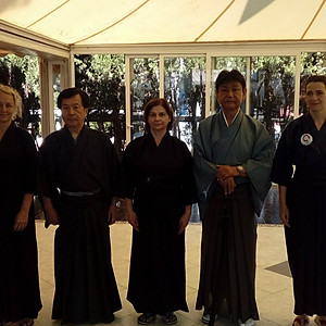 Taikai och Gassuku 2018 Cala Montjoi