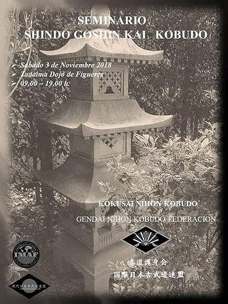 nytt seminar Shin Do Goshin Kai Kobudo 2