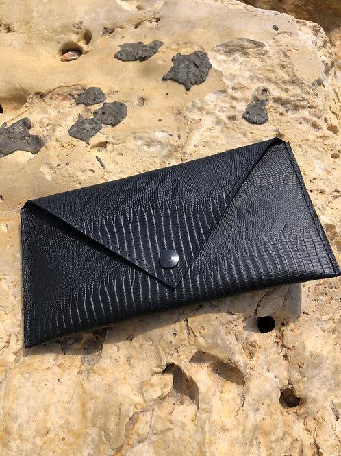 Small black envelope