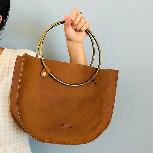 RING BAG BROWN