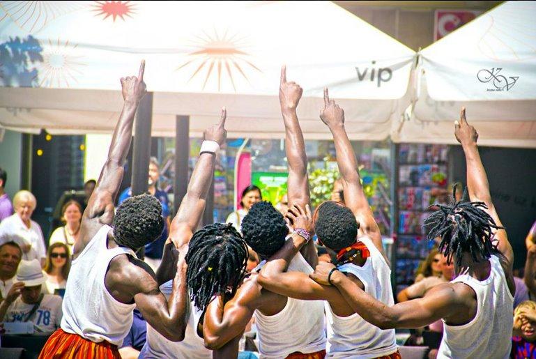 Nafsi Acrobats (Kenya)