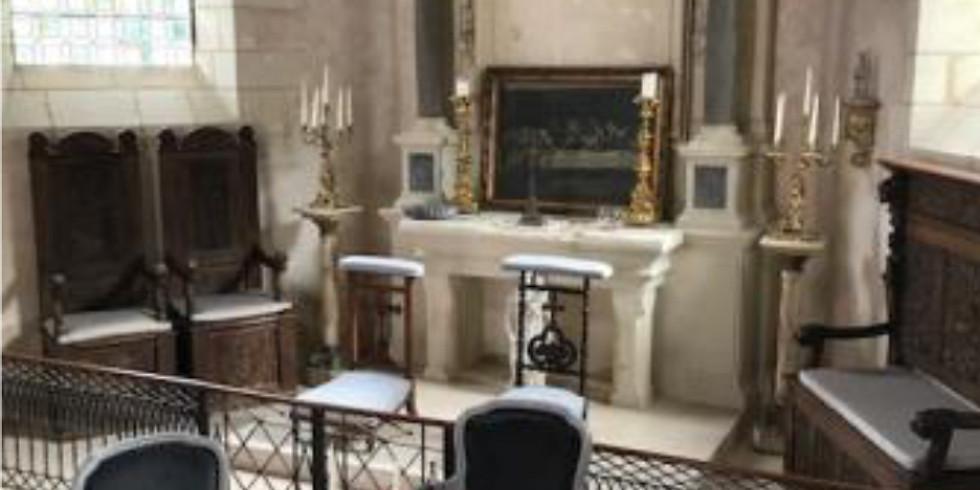 La Table éphémère de la chapelle