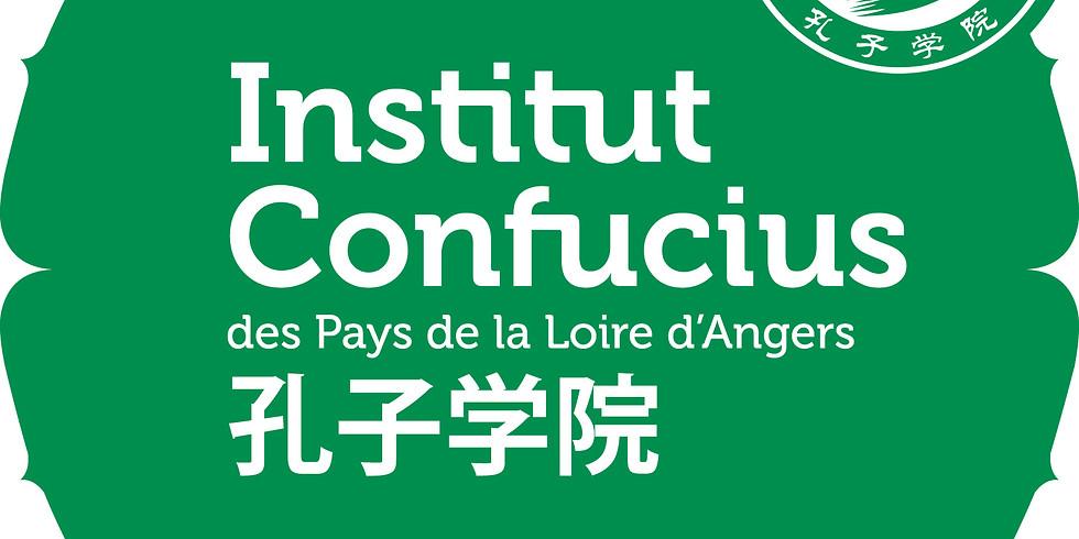 Cérémonie du thé avec l'Institut Confucius