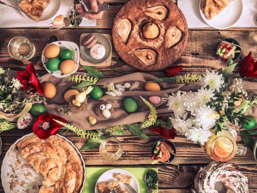 Великденски Рецепти