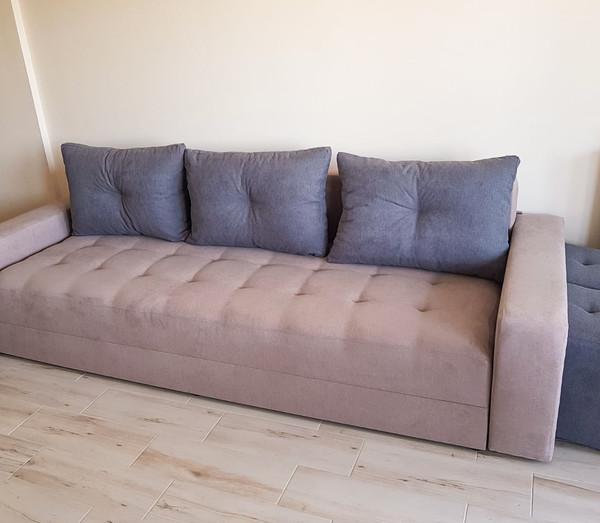 Canapea extensibilă Button