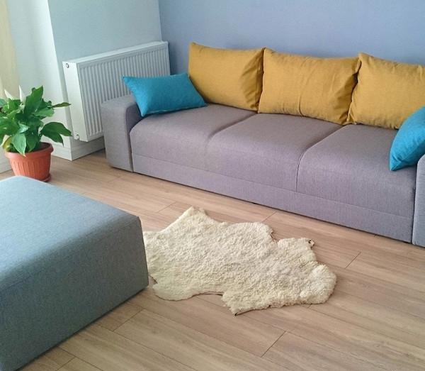 Canapea Loca cu taburet