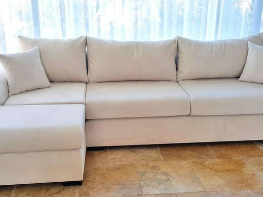 Trucuri pentru petele de pe canapele