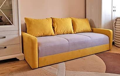 Canapea extensibila Loca