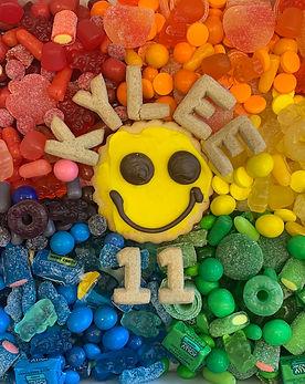 Birthday Candy Box-$55