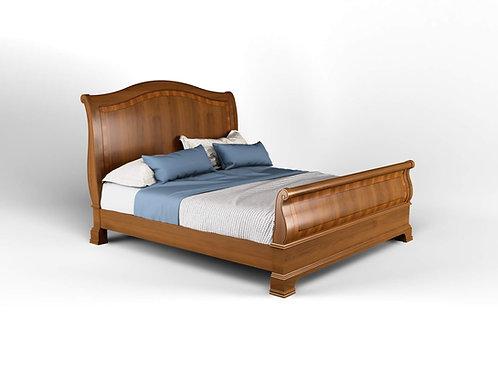 Evolution Sleigh Bed