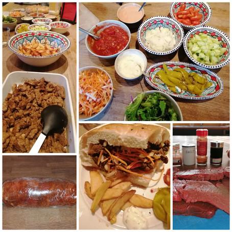 Reis rond de wereld: Turkse döner kebab