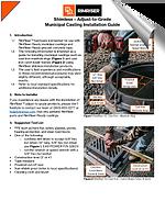 RimRiser municipal castings install guide thumbnail