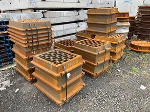 RimRiser shimless municipal cast iron frame inventory