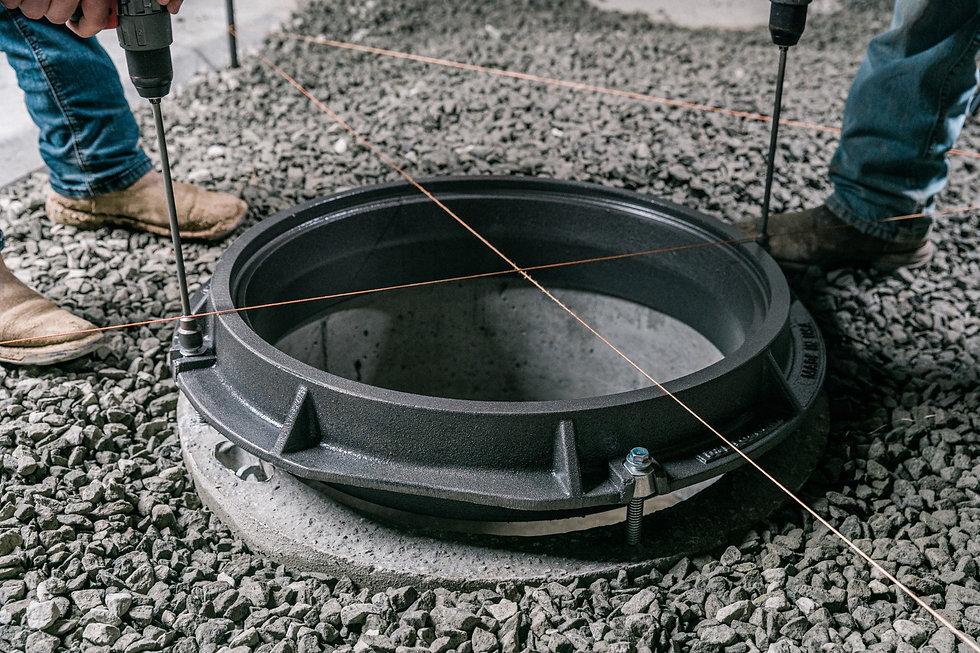 RimRiser manhole ring