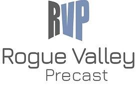 Rogue Valley Precast logo