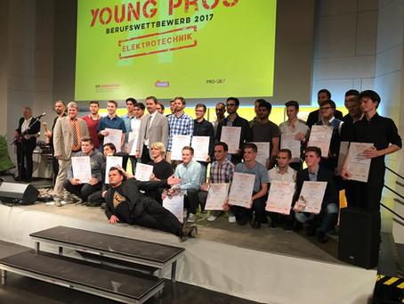 YOUNG PROS Berufswettbewerb