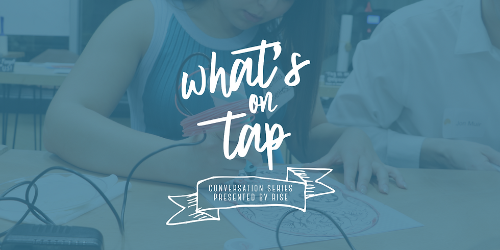 What's on Tap - Drink & Draw with Fab Lab El Paso