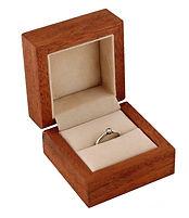 Шкатлука для кольца
